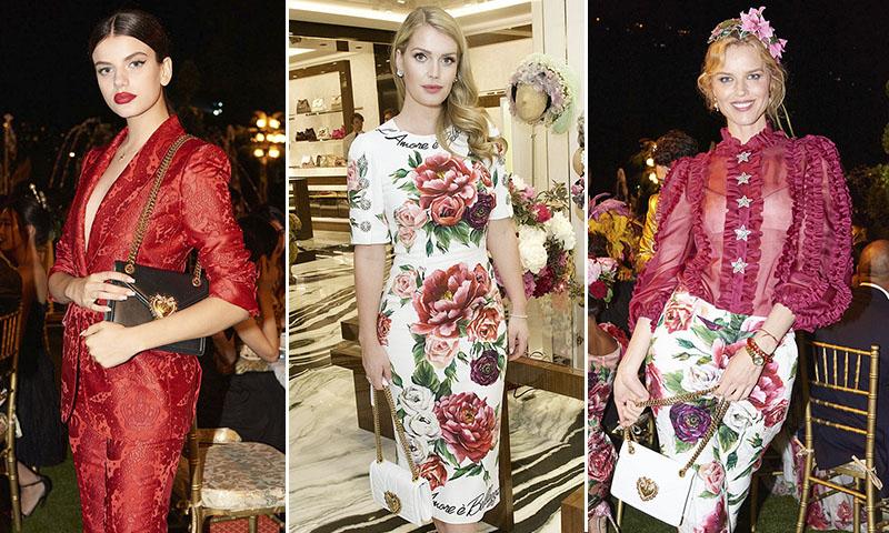 e996be377c6 La bolsa de Dolce   Gabbana que enloquece a las famosas...¡y hasta a ...