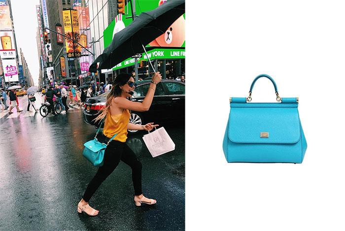 c35f962793d9 De Chanel a Louis Vuitton, Fendi y más! La lujosa colección de 14 ...