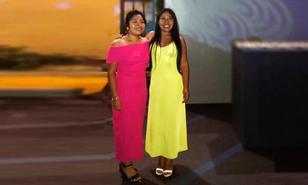 Yalitza Aparicio Y Su Espectacular Vestido Amarillo Con