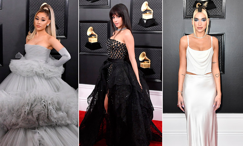 Los mejores looks de la alfombra roja de los premios Grammy 2020 ...