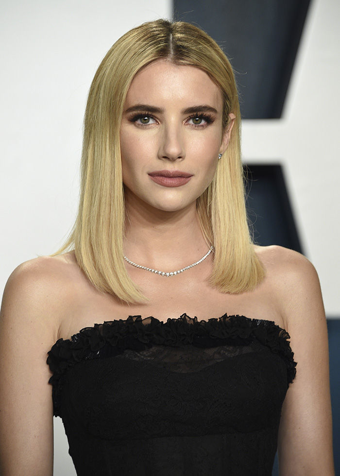 Emma protagoniza series como Scream Queenso American Horror Story