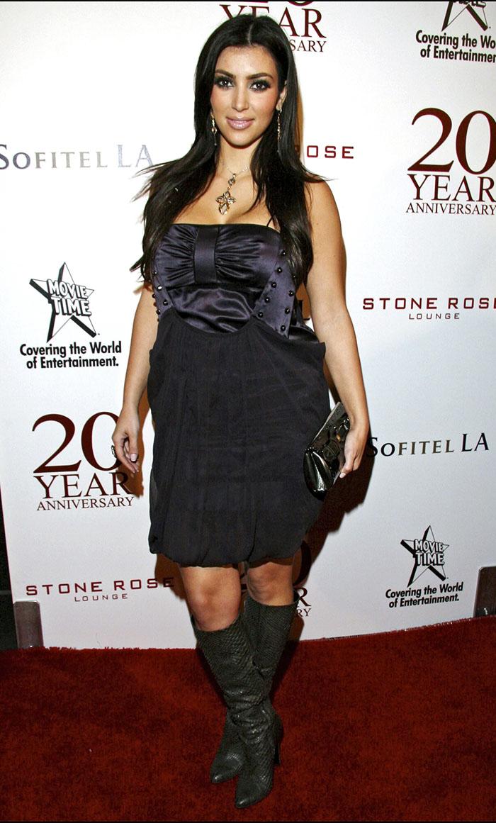 GALERÍA: Kim Kardashian cumplió 40 años y este es su extraordinario cambio