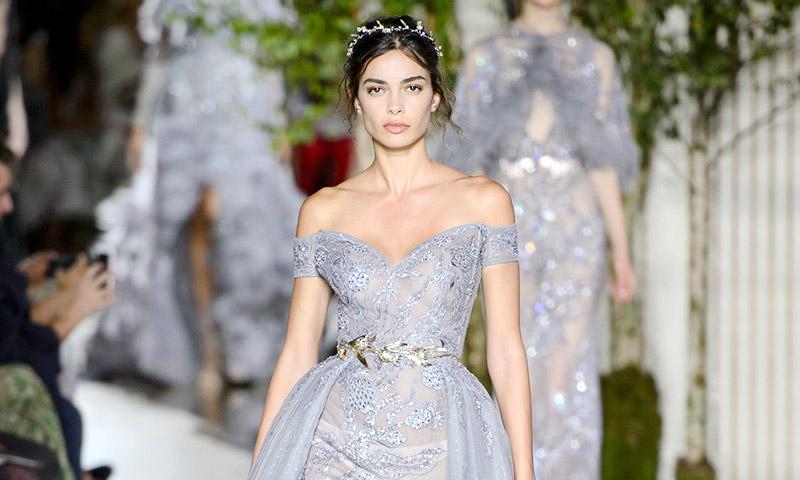 Joana sanz debuta en la alta costura y confirma que las - Fotos modelos espanolas ...