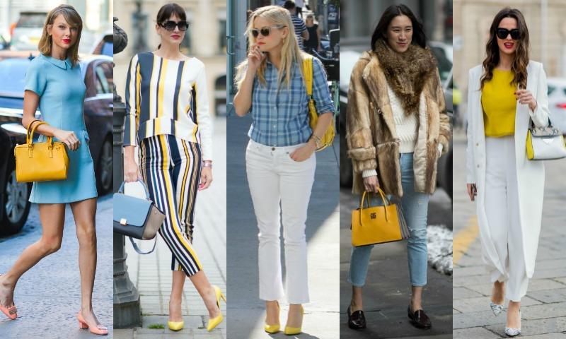 El amarillo es el nuevo neutro y te vamos a explicar por qu for Tendencia de color de moda