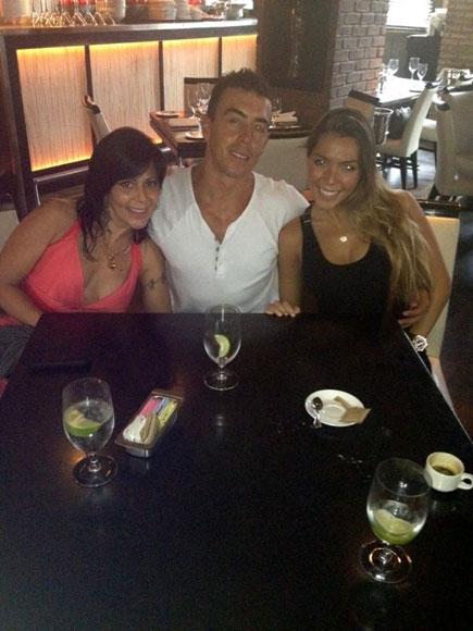 Sofía, pasan unos divertidos y merecidos días de descanso en Miami