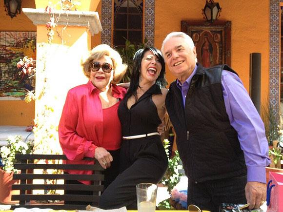 Hijos De Silvia Pinal: Alejandra Guzmán Celebra Su Cumpleaños 45 Con Salud Y