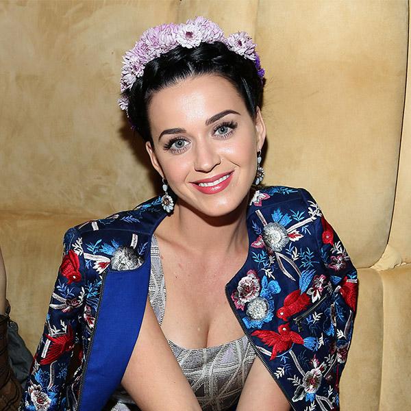 Katy Perry se deja sed...
