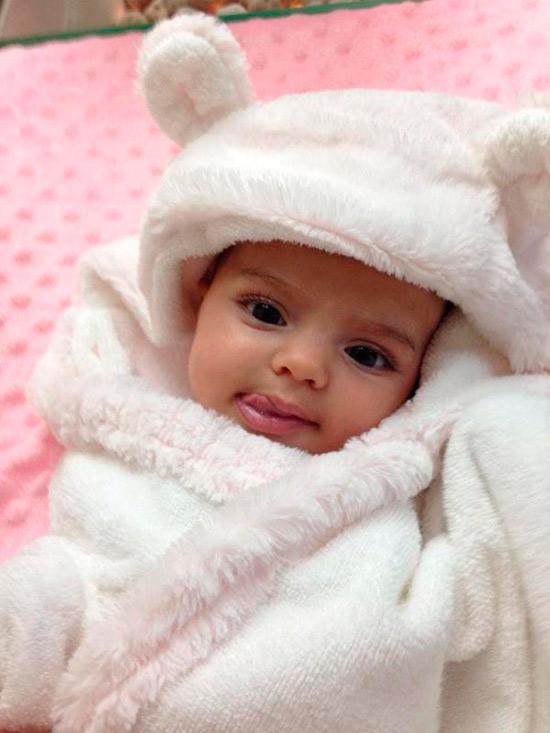 foto nina menor: