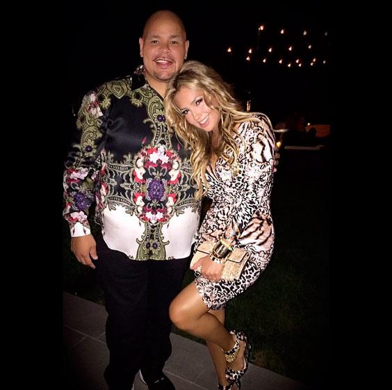 Thalía se une a la súper fiesta latina por el cumpleaños de Jennifer Lopez