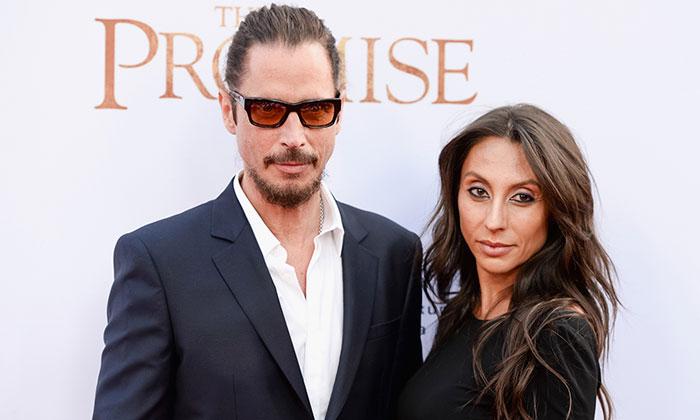 Esposa de Chris Cornell no cree que el músico se haya suicidado: 'Él amaba a nuestro niños'