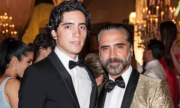 Alejandro Fernández Jr: 'Soy más tranquilo que mi papá'