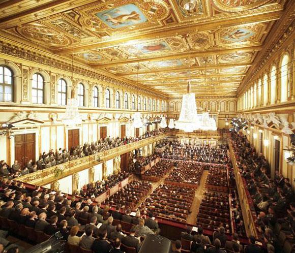La <strong>Filarm&oacute;nica de Viena</strong> transmitir&aacute; al mundo un homenaje a <strong>Wagner</strong> y a <strong>Verdi</strong> en el <strong>Concierto de A&ntilde;o Nuevo</strong>