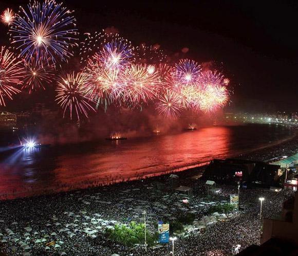 Multitudinarias fiestas que sit&uacute;an a <strong>Brasil</strong> entre los pa&iacute;ses m&aacute;s coloridos del inicio del a&ntilde;o