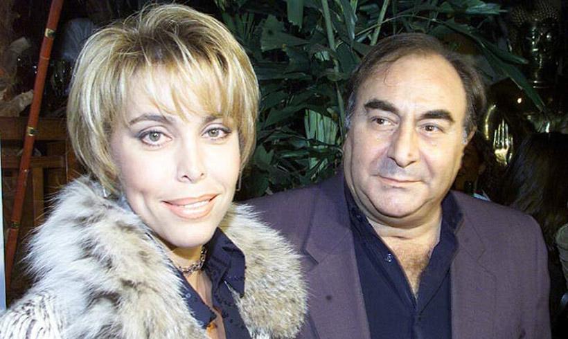Fallece el exmarido de Carla Duval