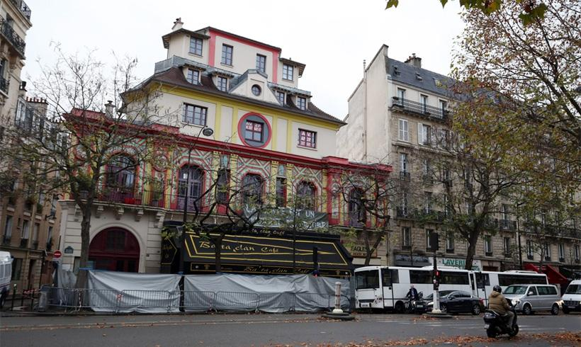 La sala Bataclán podría volver a abrir sus puertas antes de final de año