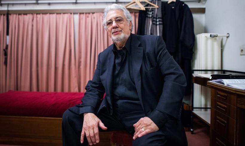Plácido Domingo formará parte del nuevo 'paseo de las leyendas' de Nueva York