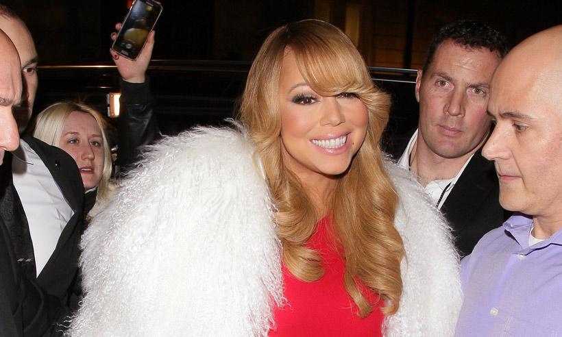 Mariah Carey y su rigurosa dieta pre boda