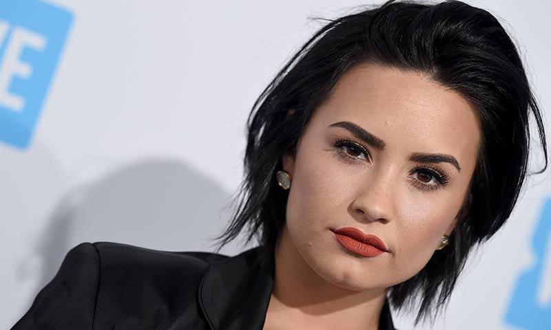 Demi Lovato y su serie de extraños tweets