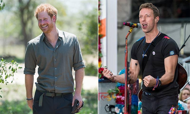 Coldplay será la estrella del concierto de caridad del Príncipe Harry