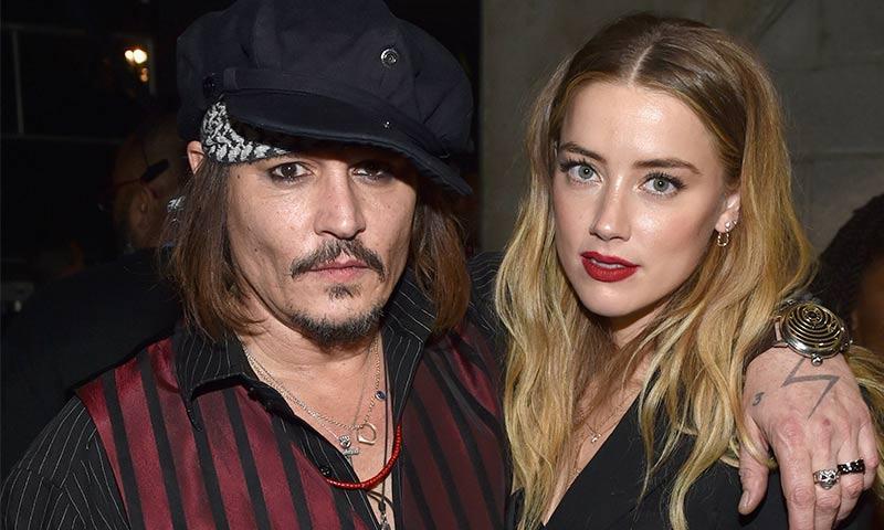 Johnny Depp podría negarse a pagar pensión a Amber Heard tras su divorcio