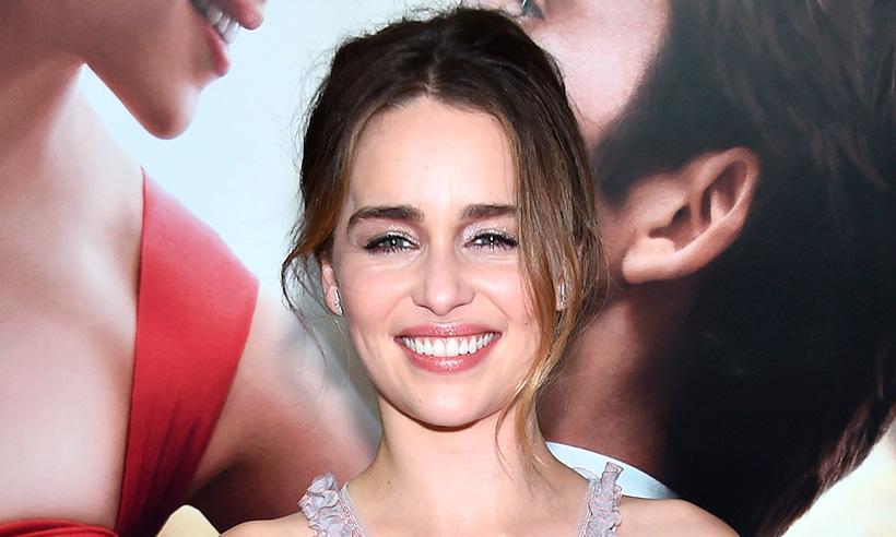 Emilia Clarke conmueve hasta las lágrimas a los tipos más duros