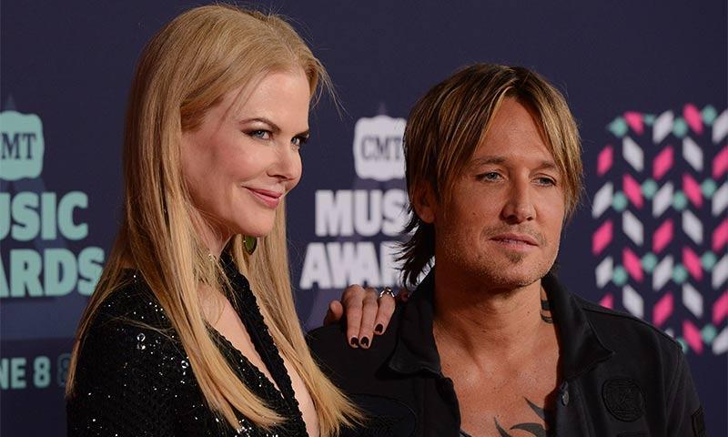 ¿Por qué Nicole Kidman y Keith Urban celebraron su aniversario a la distancia?