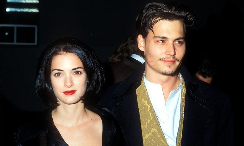 Winona Ryder defiende a Johnny Depp: 'Él jamás fue agresivo'