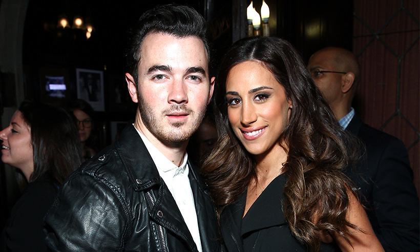 Kevin y Danielle Jonas revelan el género de su segundo bebé