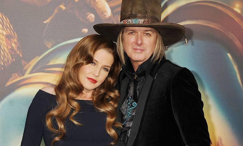 Lisa Marie Presley pide el divorcio a Michael Lockwood