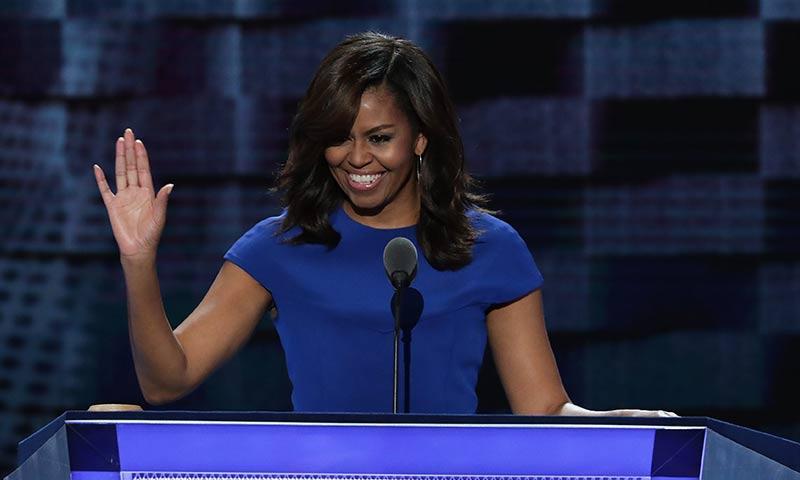 El Presidente Obama y su tierno mensaje a su esposa Michelle