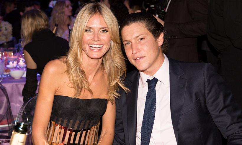 Heidi Klum felicita su novio a Vito Schnabel en su cumpleaños 30: 'Iluminas mi vida'