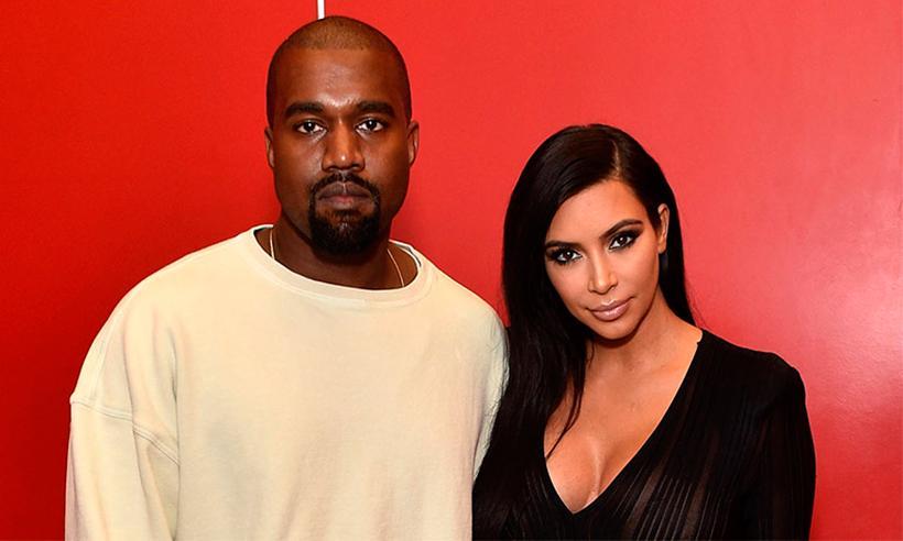 Kanye West revela cuál es su parte favorita del cuerpo de Kim Kardashian