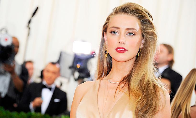 Amber Heard donará a la caridad los 7 millones de dólares obtenidos por su divorcio con Johnny Depp