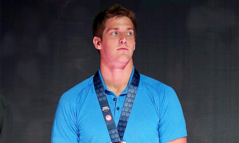 El nadador olímpico James Feigen acuerda pagar 11 mil dólares para dejar Río tras falso asalto