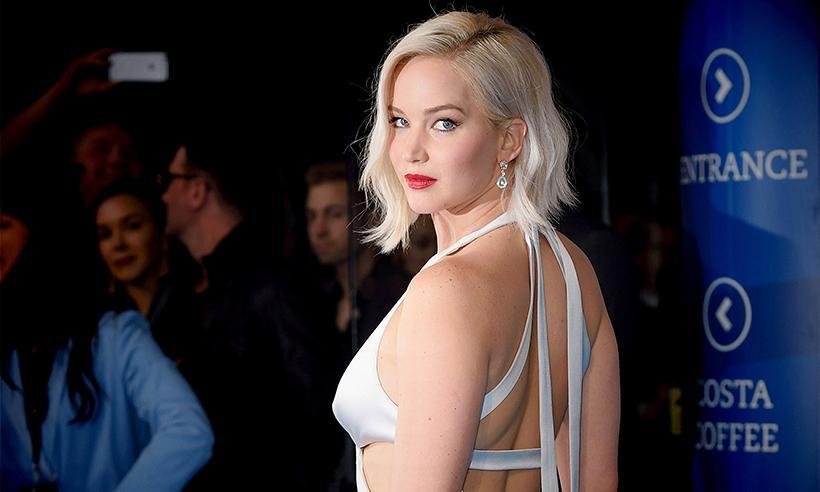 Jennifer Lawrence es la actriz mejor pagada de Hollywood por segundo año consecutivo