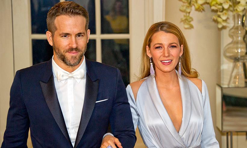 Ryan Reynolds envía un divertido mensaje de cumpleaños a su esposa Blake Lively