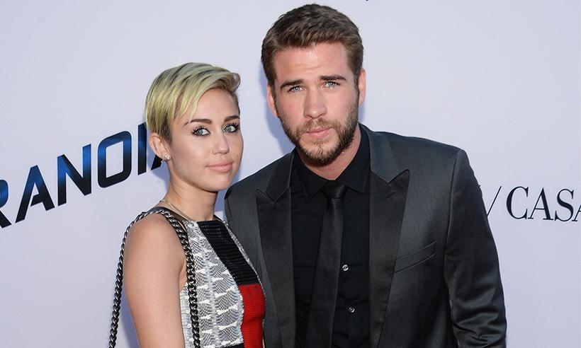 Miley Cyrus y Liam Hemsworth estarían escribiendo una obra de teatro juntos