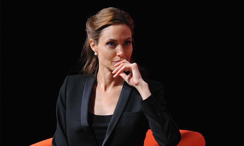 Angelina Jolie lanza un comunicado sobre su divorcio