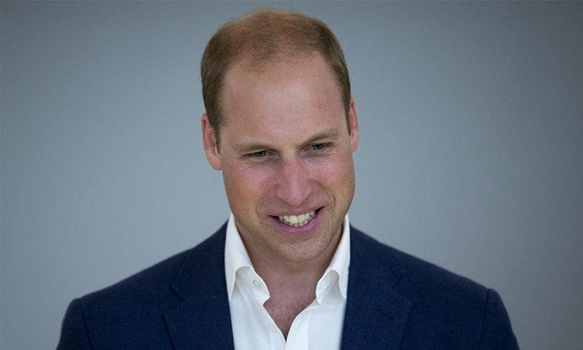 El Príncipe William habla de uno de los trabajos más difíciles que ha tenido que desempeñar