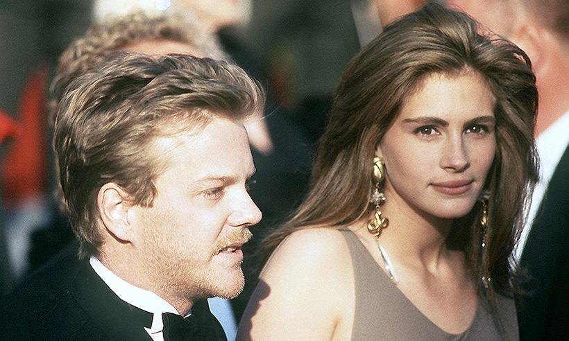 Kiefer Sutherland habla sobre la decisión de Julia Roberts de cancelar su boda hace 25 años