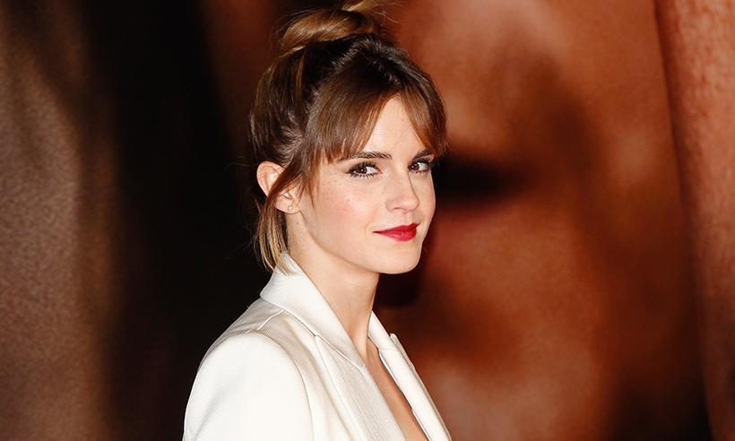 Emma Watson recluta a Justin Trudeau como embajador de la campaña HeForShe