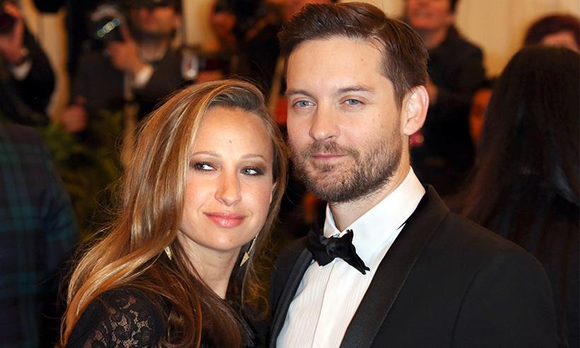 Tobey Maguire y Jennifer Meyer se separan tras 9 años de matrimonio