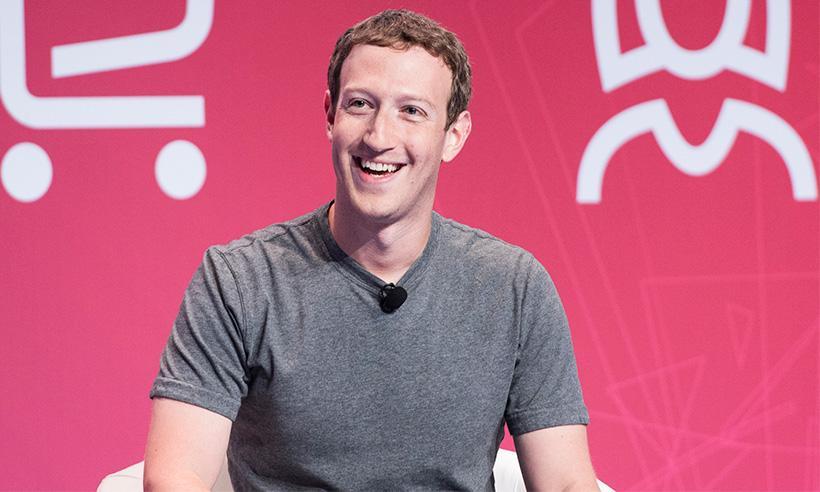 Mark Zuckerberg revela cuál fue la primera palabra de su pequeña hija Max