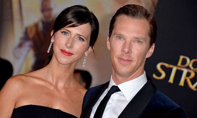 Benedict Cumberbatch se convertirá en padre por segunda ocasión junto a Sophie Hunter
