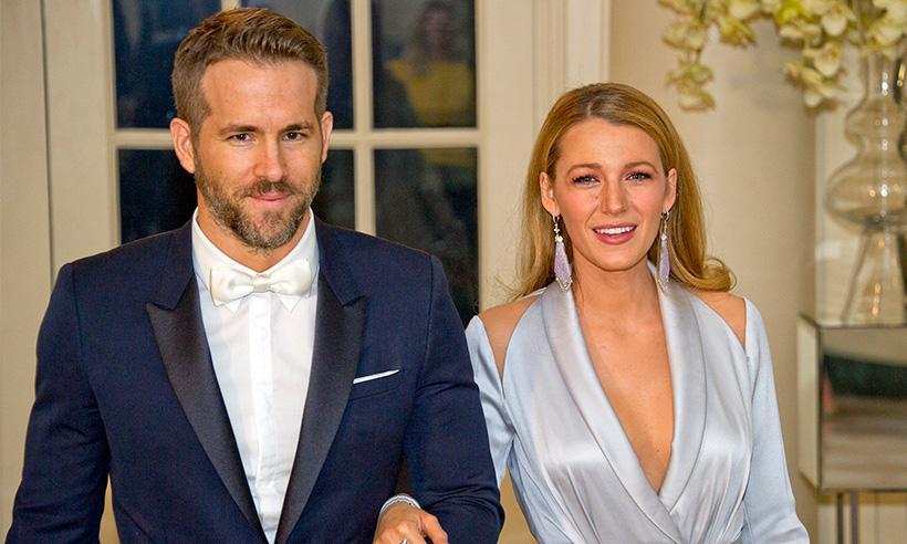 Ryan Reynolds podría haber revelado accidentalmente el sexo de su nuevo bebé