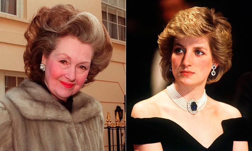 Resultado de imagen de La princesa Diana