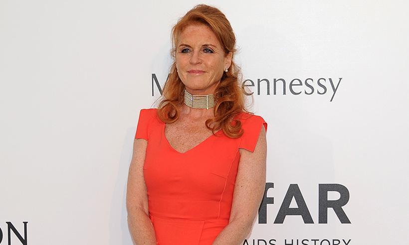 Sarah Ferguson admite que aún se pone 'muy nerviosa' cuando se reúne con la Reina Isabel