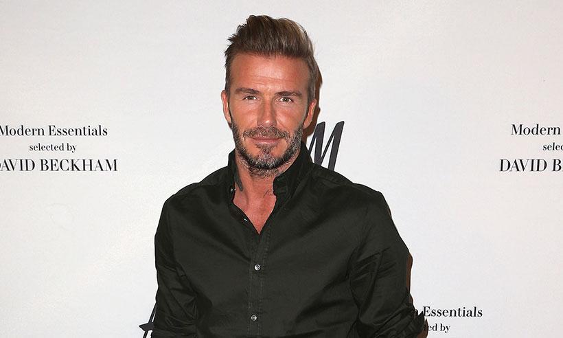 David Beckham añade un complejo tatuaje más a su gran colección