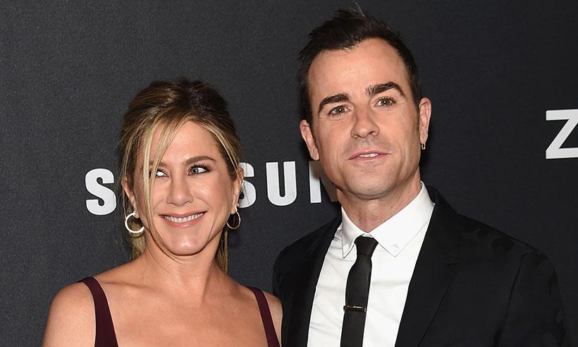 Jennifer Aniston habla sobre la dulce sorpresa que Justin Theroux le preparó en Acción de Gracias