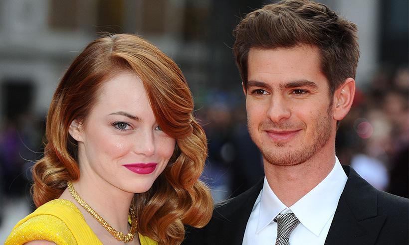Andrew Garfield escogería a su ex novia Emma Stone para vivir en una isla desierta